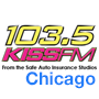 103.5 Kiss FM Chicago