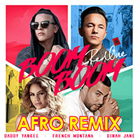 RedOne Feat Daddy Yankee, French Montana & Dinah Jane - Boom Boom