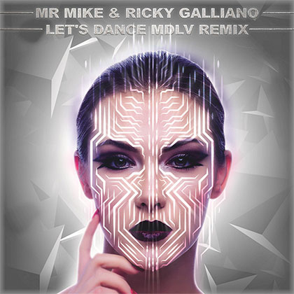 MR MIKE AND RICKY GALLIANO - LET'S DANCE