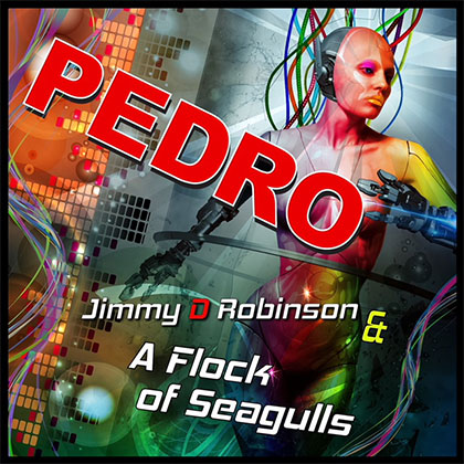JIMMY D ROBINSON & A FLOCK OF SEAGULLS - PEDRO
