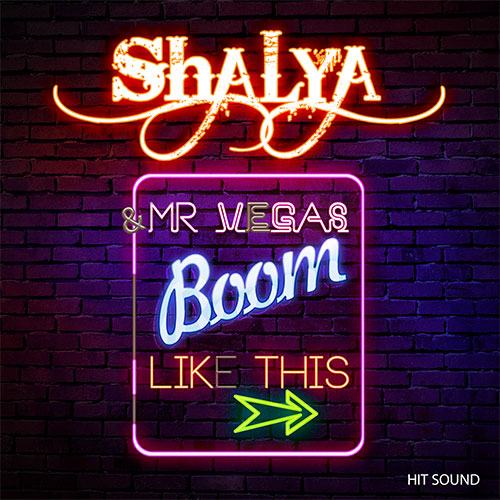 SHALYA & MR VEGAS - BOOM LIKE THIS