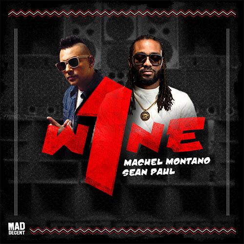 MACHEL MONTANO & SEAN PAUL FT MAJOR LAZER - ONE WINE