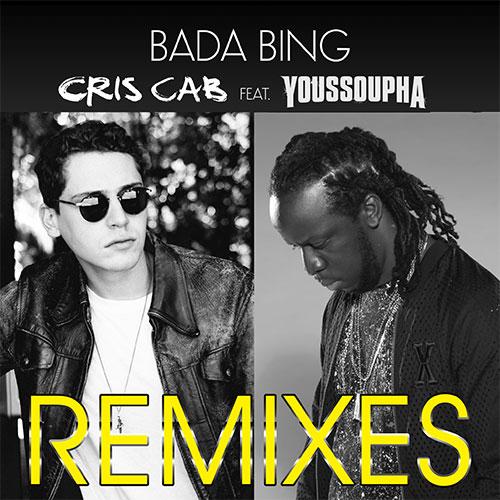 CRIS CAB FEAT YOUSSOUPHA - BADA BING